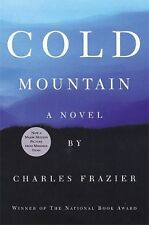 Cold Mountain by Charles Frazier (1997, Hardcover) 1st ed NOT 1st printing hc dj