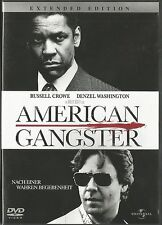American Gangster (Russell Crowe, Denzel Washington) - DVD - ohne Cover #m6