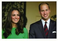 Postcard: engl. Könighaus: William and Catherine, Duke and Duchess of Cambridge