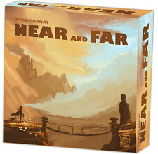 Near and Far: PRESALE board game red raven New