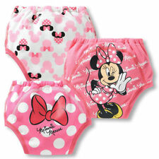 3pcs Toddler Girl Baby Potty Training Pant Infant Cotton Underwear Size 2-3years