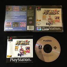 PS1 Puzznic OVP Sony Playstation #PS1#00361