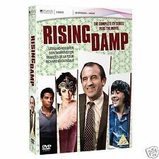 RISING DAMP: Complete Collection Series 1-4 (iTV DVD)~~~Rossiter~~~~NEW & SEALED