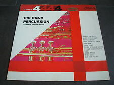 ted heath   big  band percussion   1960's south american pressed vinyl lp