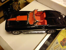 CREATIVE MASTERS LTD 1/20  1967 427 CORVETTE ROADSTER IN BLACK/RED