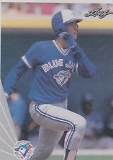 1990 LEAF BASEBALL JOHN OLERUD ROOKIE CARD