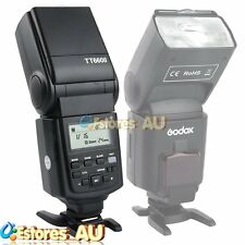 Godox TT660II Flash Speedlite For Nikon D3400 D750 D7200 D5500 D5300 D7100 D3300