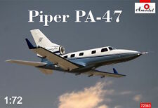 1/72 Piper PA-47- NEW Amodel!