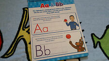 Wiggle and Learn ABC Alphabet (Write-On, Wipe-Off Workbook)