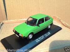OLTCIT CLUB Citroen Axel Legendary Cars of Balkans CCCP De Agostini 1/43 1:43