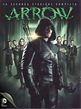 Arrow - Stagione 2 (5 DVD) Cofanetto Serie TV  Italiano Sigillato