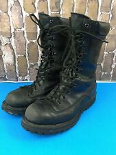USA MATTERHORN 1949 Men's Black  GORE-TEX   Military Combat Work Boots SZ 8.5W