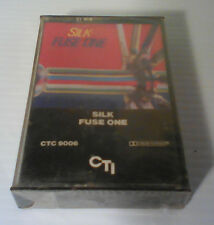 SILK Tape Cassette FUSE ONE Cti Records USA - BRAND NEW SEALED !