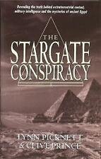 The Stargate Conspiracy, By Lynn Picknett, Clive Prince,in Used but Acceptable c