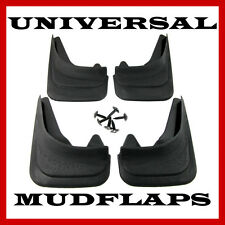 Rubber Moulded Universal Fit Mudflaps Mud Flaps for  MITSUBISHI LANCER