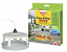 STV ZERO IN FLEA TRAP KILLER FOR THE HOME TRAPS DOG FLEAS KILLS FLEA POISON FREE