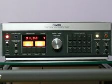 Revox B-760 Synthesizer FM Tuner