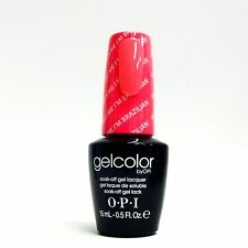 OPI Nail GELCOLOR Gel Color Gel Polish Colors of Your Choice A - G .5oz/15ml