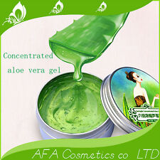 Aloe Vera Gel Moisturizing Remove comedo Skin Care Sixfold Concentrated Pure