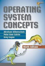 Operating System Concepts by Abraham Silberschatz, Greg Gagne and Peter B....