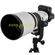 Professional Gimbal Head Bird-Swing Ball Head -DSLR Telephoto lens Camera Tripod