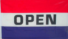 NEW 3X5FT OPEN FLAG BANNER STORE SIGN