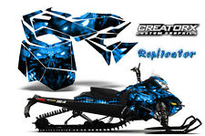 SKI-DOO REV XM SUMMIT SNOWMOBILE SLED GRAPHICS KIT WRAP CREATORX DECAL RCBL