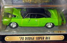 """'70 DODGE SUPER BEE RC MINT SERIES 3.25"""" NEW SEALED NRFP ISSUE #233"""