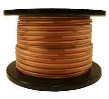 12GA : 400FT (2 X 200FT 12 GA EA) CABLE SPOOL QUALITY 12 GAUGE SPEAKER WIRE