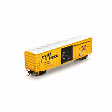 Athearn 29368 H0 Wagen RTR 50' ACF BOX, RBOX/EARLY #11062 NEUHEIT 2015 in OVP