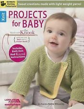 Projects for Baby Made with the Knook, Karen Ratto Whooley, New Books