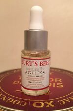 BURT'S BEES NATURALLY AGELESS INTENSIVE SERUM 0.45 OZ NEW