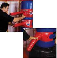 Strong Arm 1 and 2 And Strong Leg Training Target Wing Chun Dummy Arms Karate