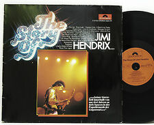 Jimi Hendrix        Story of        Polydor         NM # M