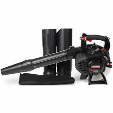 Craftsman 27cc Gas Blower with Vac Kit Free Shipping New
