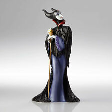 Disney Showcase Couture de Force Sleeping Beauty's MALEFICENT Art Deco Figurine