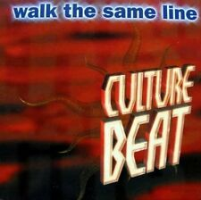 Culture Beat Walk the same line (2 tracks, 1996, cardsleeve) [Maxi-CD]