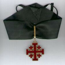 VATICAN. Order of the Holy Sepulchre of Jerusalem, civil division, commander