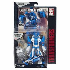 Transformers Generations Combiner Wars Deluxe Class MIRAGE with Comic (B3059)