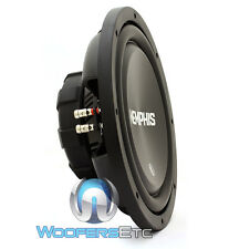"MEMPHIS CSA12S4 12"" 350W RMS SINGLE 4-OHM CAR SHALLOW SUBWOOFER BASS SPEAKER NEW"