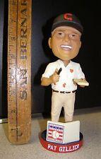 "PAT GILLICK HOF 2011 BLUE JAYS ORIOLES YANKEES MLB BOBBLEHEAD 7 + "" CHICO RARE"