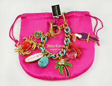 Juicy Couture IPANEMA TOUCAN CHARM BRACELET $228.00