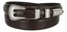 5664 Men's Western Oil Tanned Genuine Leather Durable Casual Jean Ranger Belt