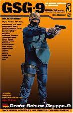 "Medicom 1/6 Scale 12"" GSG-9 German Response to Terrorism Real Action Figure"