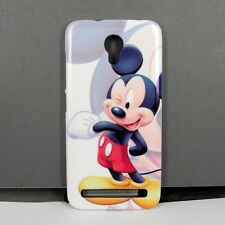 For Alcatel One Touch idol 2 Mini S Mickey TPU Phone Case Free Screen Protector