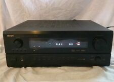 Denon AVR-3802 Dolby 7.1 Channel Home Cinema Theater Surround Sound Receiver Amp