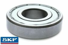 6202 15x35x11mm 2Z ZZ Metal Shielded SKF Radial Deep Groove Ball Bearing