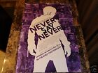 Justin Bieber Rare Hand Signed Never Say Never Double Sided One Sheet Movie