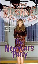 THE NEW YEAR'S PARTY BY R.L. STINE- 1995- FEAR STREET CHILLER- PAPERBACK