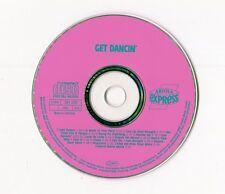 V.A.  cd-sampler  TINA CHARLES nick straker band DISCO TEX amii stewart BACCARA